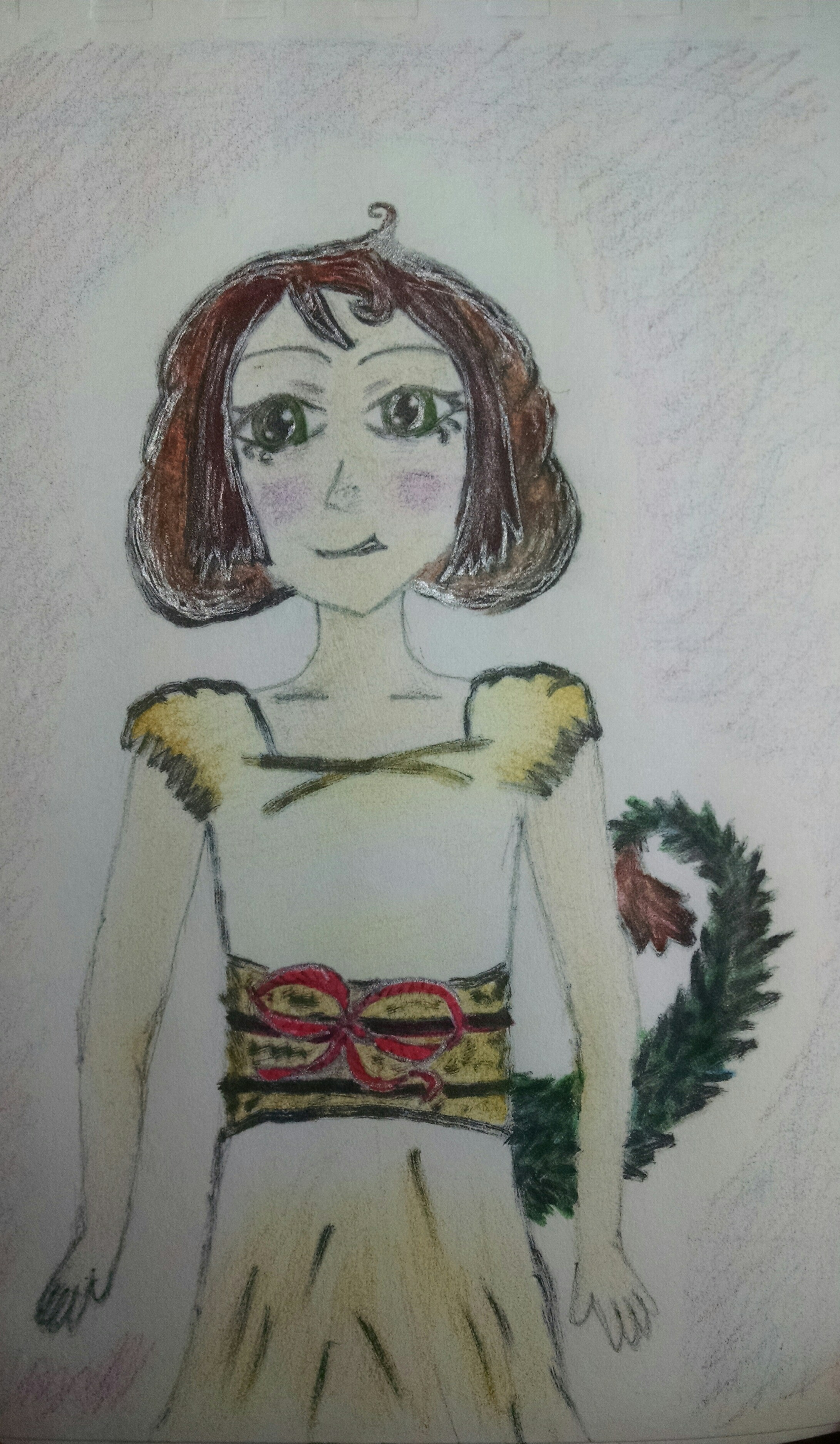 Drawing created by Debbie. Thank you!