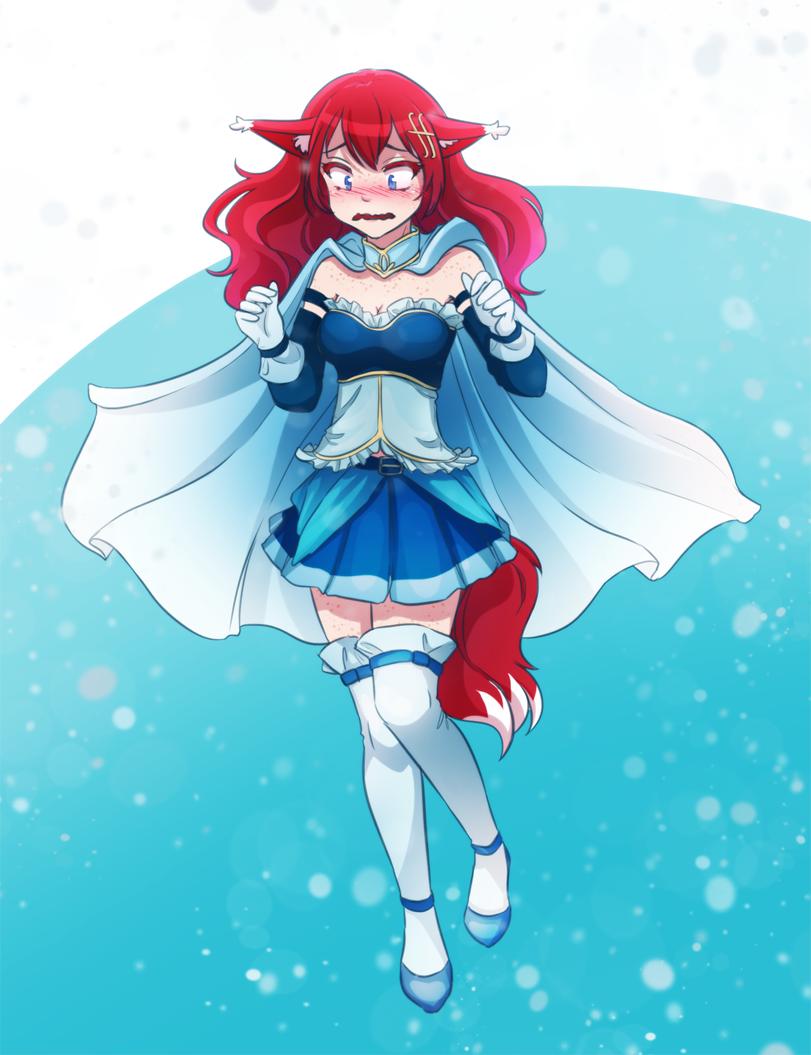 Ada the magical girl